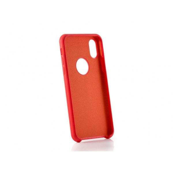 Funda original Iphone X Roja