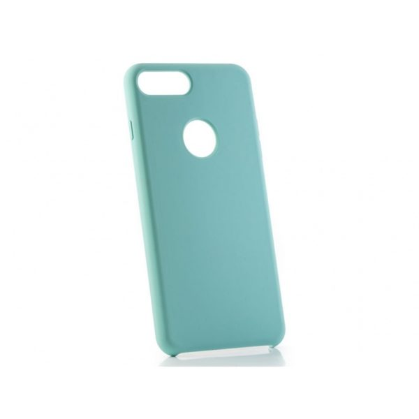 Funda silicona gel Iphone X Azul