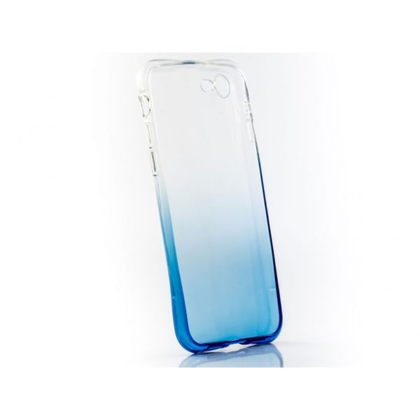 Funda Silicona Degradada IPHONE 7/8 Azul